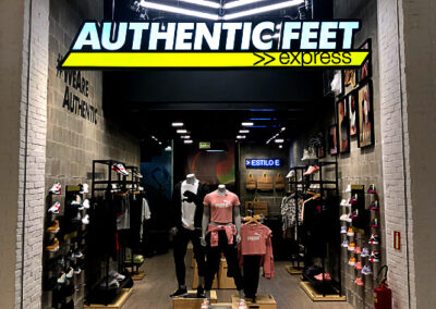 Authentic Feet Express