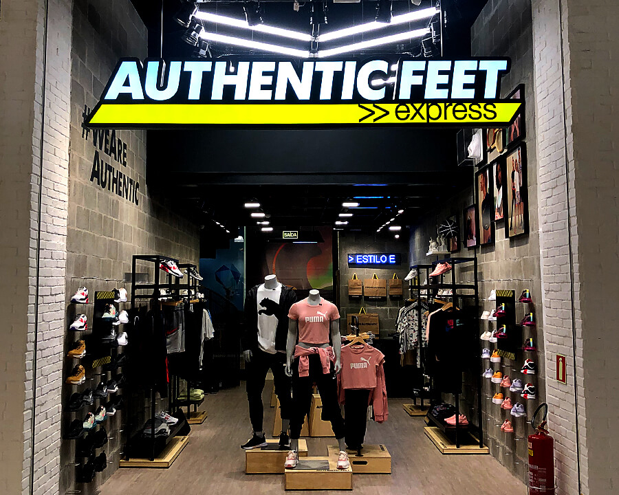 Portfolio Authentic Feet Express 01