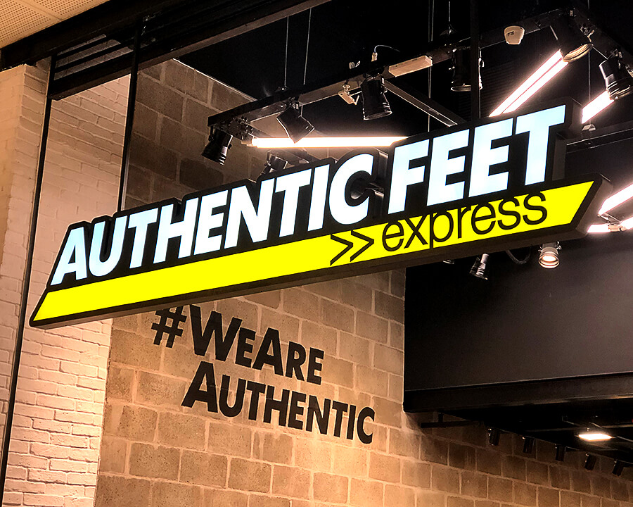 Portfolio Authentic Feet Express 02